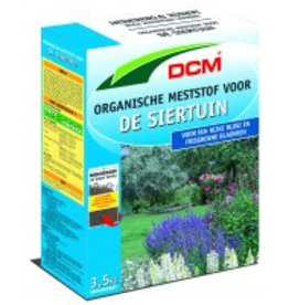 DCM Dcm Bemesting voor de siertuin 3,5kg
