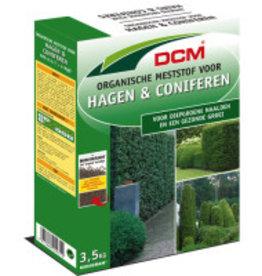 DCM DCM bemesting voor hagen,taxus en coniferen 3,5kg