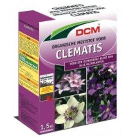 DCM DCM  bemesting voor Clematis en klimplanten 1,5 kg