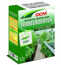 DCM DCM bemesting groente in serre 1,5kg