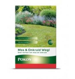 Pokon Mos en Onkruidweg  1625 gram