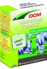 DCM DCM  Gedroogde koemest 3 kg
