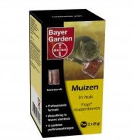 Bayer Bayer Muizenkorrels Frap 2x25gr