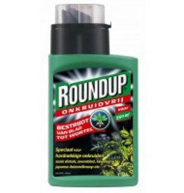Roundup  hardnekkige onkruiden bestrijding voor ca. 550m2