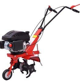 vidaXL Cultivator op benzine 5 PK 2,8 kW rood