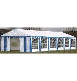 vidaXL Partytent 12 x 6 PVC blauw