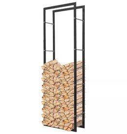 vidaXL Brandhoutrek rechthoekig 150 cm