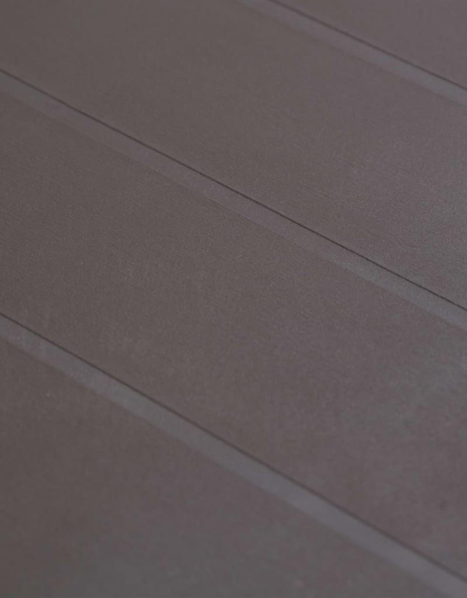 vidaXL 3-delige Bistroset rattan-look kunststof bruin
