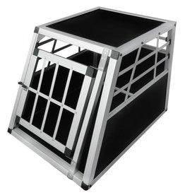 vidaXL Hondenbox M enkeldeurs