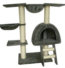 vidaXL Kattenkrabpaal Jaapie 105 cm (grijs)