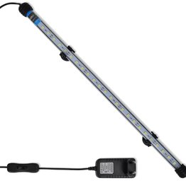 vidaXL LED-aquariumlamp 48 cm wit