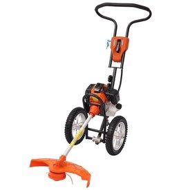 vidaXL Bosmaaier op wielen 2-takt 1,9 kW 52 cc 2,6 HP