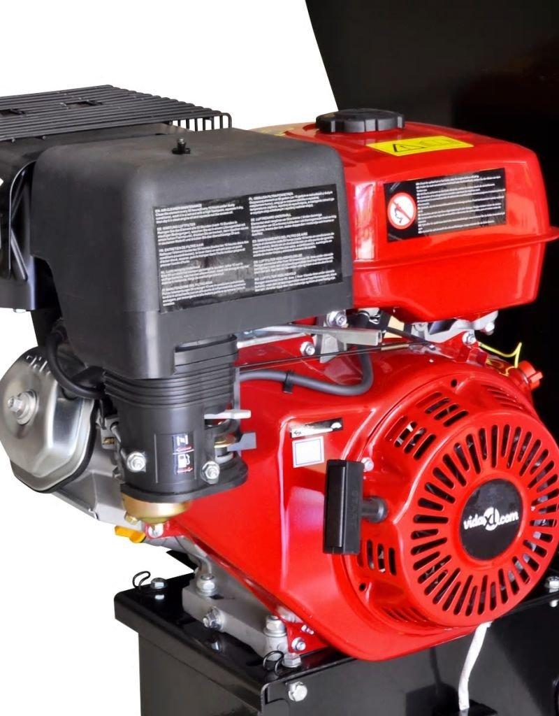vidaXL Houtversnipperaar op benzine met 13 pk motor