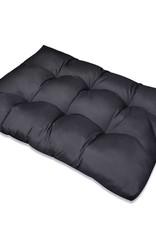 vidaXL 15-delige Loungeset pallet grijs