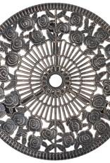 vidaXL 3-delige Bistroset gietaluminium