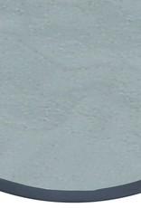 vidaXL 3-delige Bistroset staal taupe