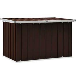Tuinbox 109x67x65 cm bruin