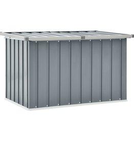 Tuinbox 109x67x65 cm grijs