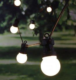 Lichtsnoer met 20 lampen LED 1250 cm