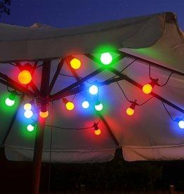 Lichtsnoer 20 LED's meerkleurig