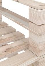 6-delige Loungeset pallet grenenhout