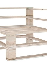 7-delige Loungeset pallet grenenhout