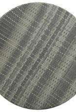 5-delige Tuinbarset met kussens poly rattan grijs
