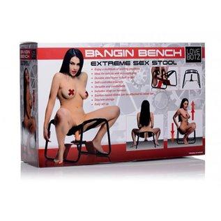 Lovebotz Bangin Bench Extreme Sex Stool