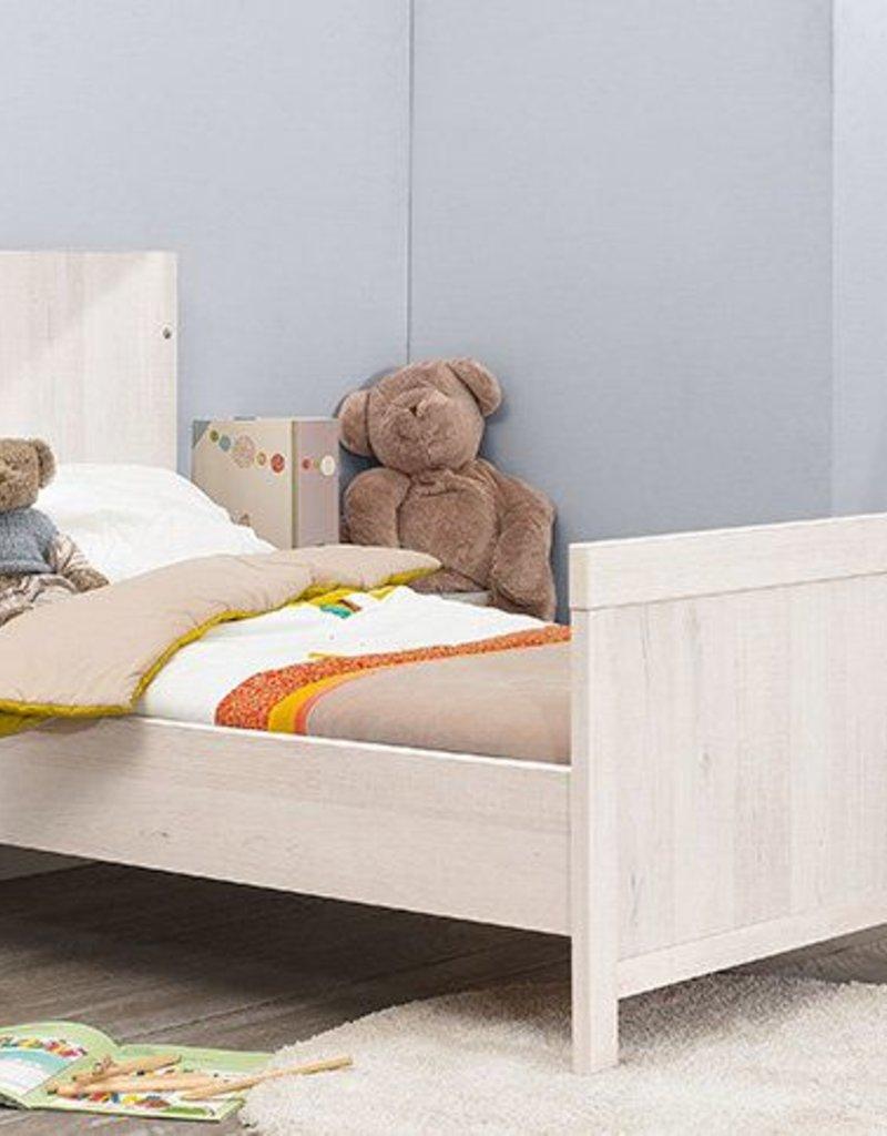 Modern Bed Kopen.Meegroei Ledikant Kopen Kies Voor Modern Trendy Met Charly Kiddoez