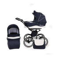 thumb-3 In 1 Retro kinderwagen combi Romantic 5-2