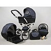 3 In 1 Retro kinderwagen combi Margaret - 94
