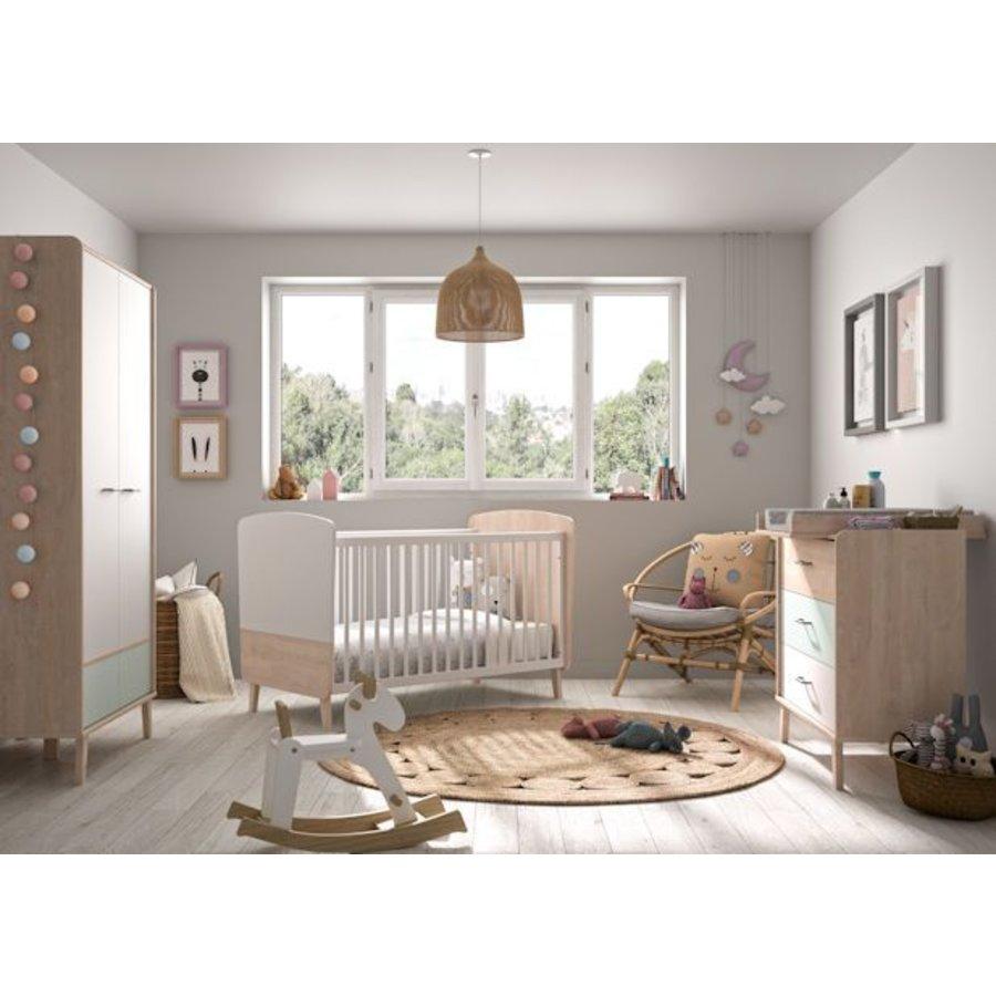 Complete Babykamer Kopen.Kindermeubels Voor De Babykamer Kopen Creeer Rust Met De Zelie Collectie