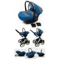 thumb-3 in 1 Combi kinderwagen Alu Way 3-6