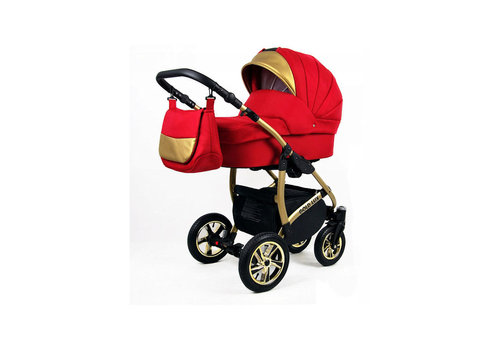 3 in 1 Combi kinderwagen Gold Lux 3