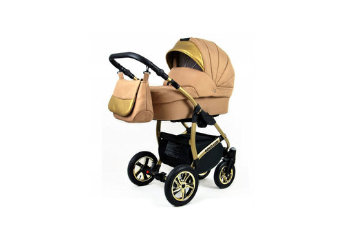 3 in 1 Combi kinderwagen Gold Lux 4