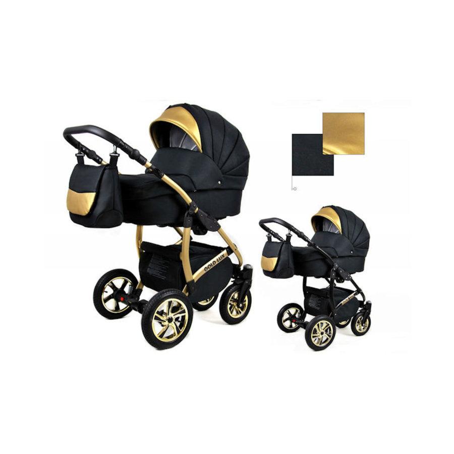 3 in 1 Combi kinderwagen Gold Lux 5-3