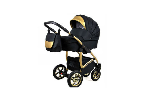 3 in 1 Combi kinderwagen Gold Lux 5