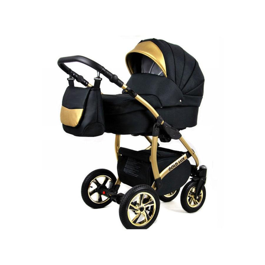 3 in 1 Combi kinderwagen Gold Lux 5-1