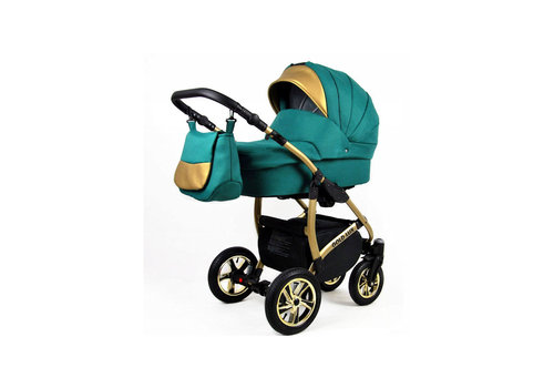 3 in 1 Combi kinderwagen Gold Lux 7