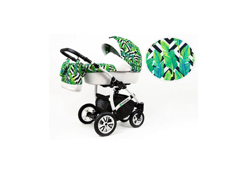 3 In 1 kinderwagen combi Tropical 1