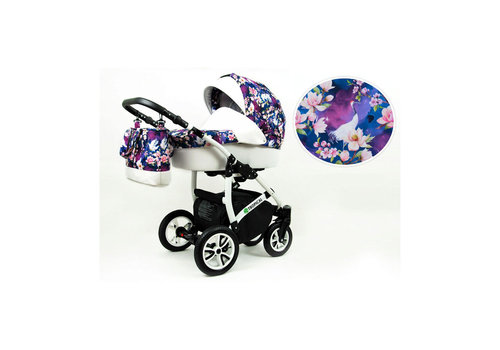 3 In 1 kinderwagen combi Tropical 4