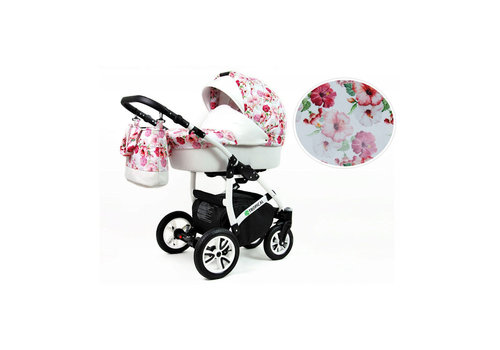 3 In 1 kinderwagen combi Tropical 3