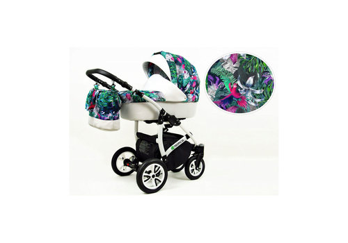 3 In 1 kinderwagen combi Tropical 6