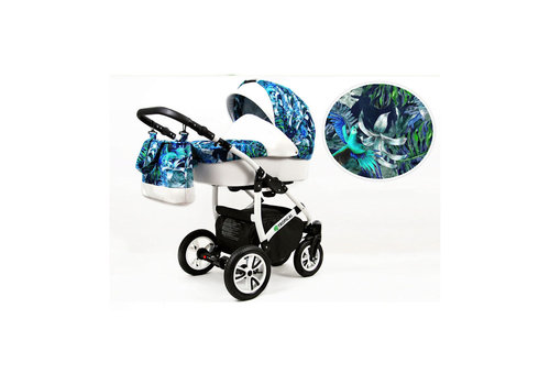 3 In 1 kinderwagen combi Tropical 7