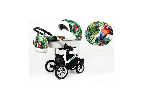 3 In 1 kinderwagen combi Tropical 9
