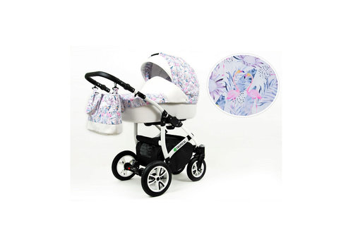 3 In 1 kinderwagen combi Tropical 2