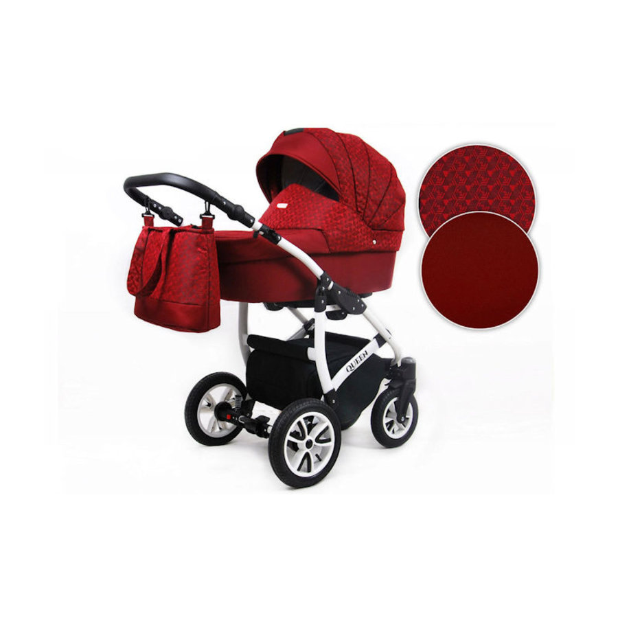 3in1 Combi kinderwagen Queen 3-1