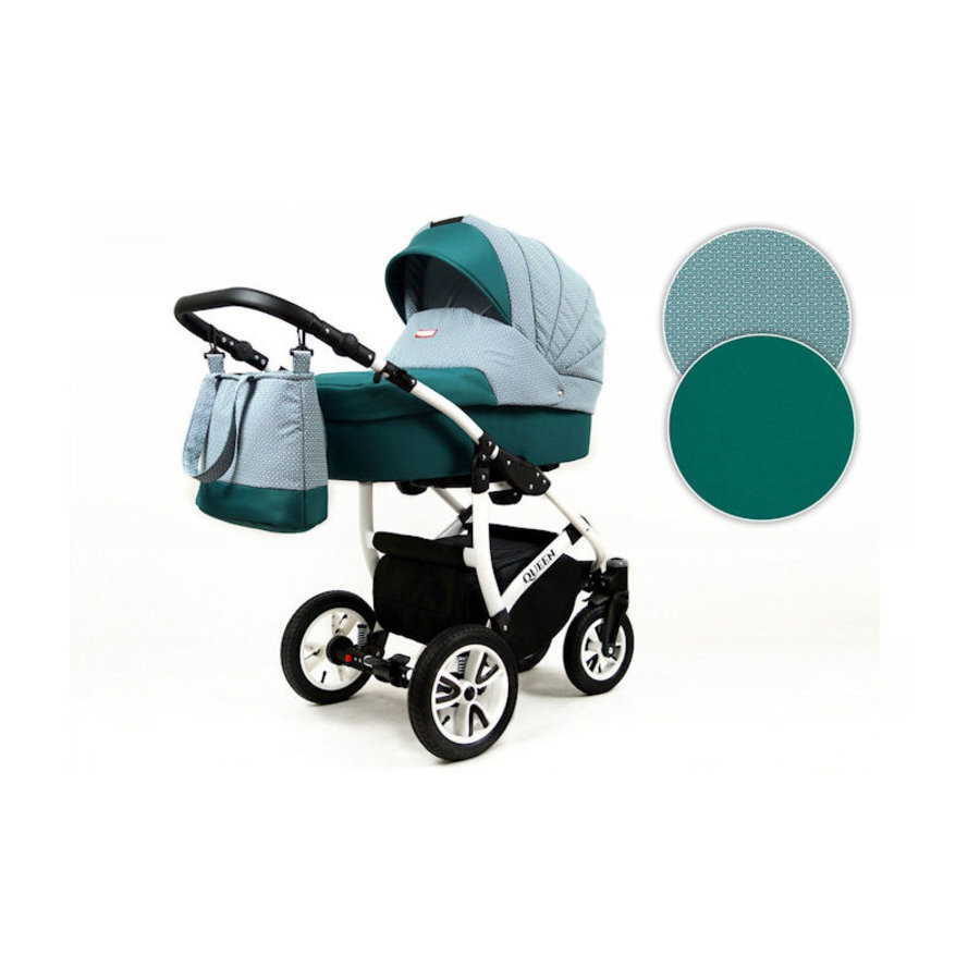 3in1 Combi kinderwagen Queen 7-2