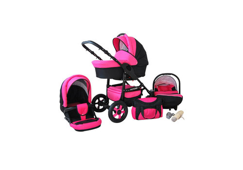 3in1 Combi kinderwagen Future 1