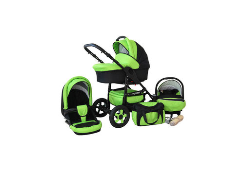 3in1 Combi kinderwagen Future 3